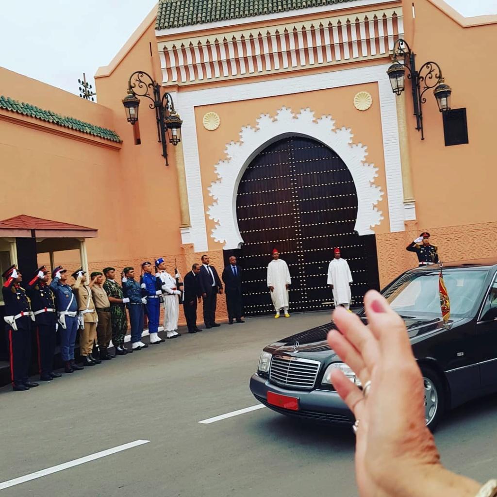 La Garde Royale Marocaine / Moroccan Royal Guard - Page 11 Ef251b10