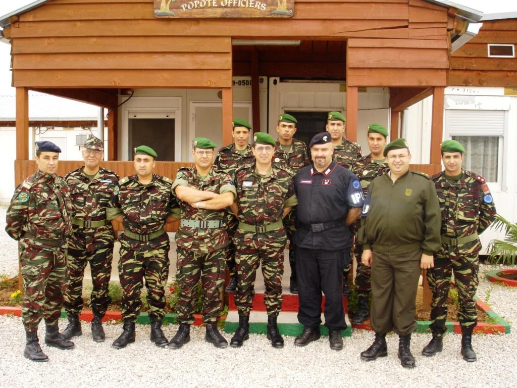 Les F.A.R. en Bosnie  IFOR, SFOR et EUFOR Althea Ellmin10