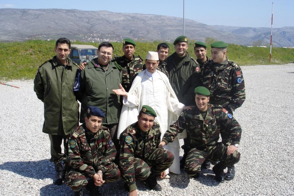 Les F.A.R. en Bosnie  IFOR, SFOR et EUFOR Althea Ellpx210