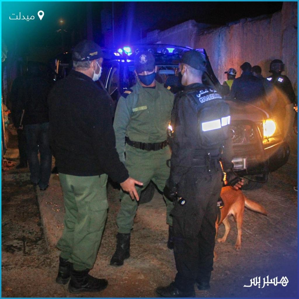 Moroccan Special Forces/Forces spéciales marocaines  :Videos et Photos : BCIJ, Gendarmerie Royale ,  - Page 19 Em0yiw11