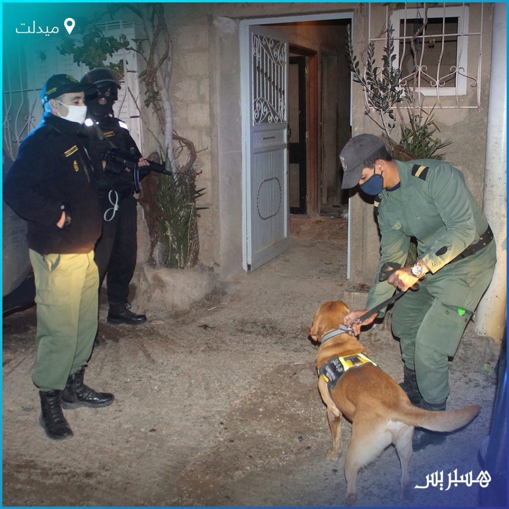 Moroccan Special Forces/Forces spéciales marocaines  :Videos et Photos : BCIJ, Gendarmerie Royale ,  - Page 19 Em0yix10