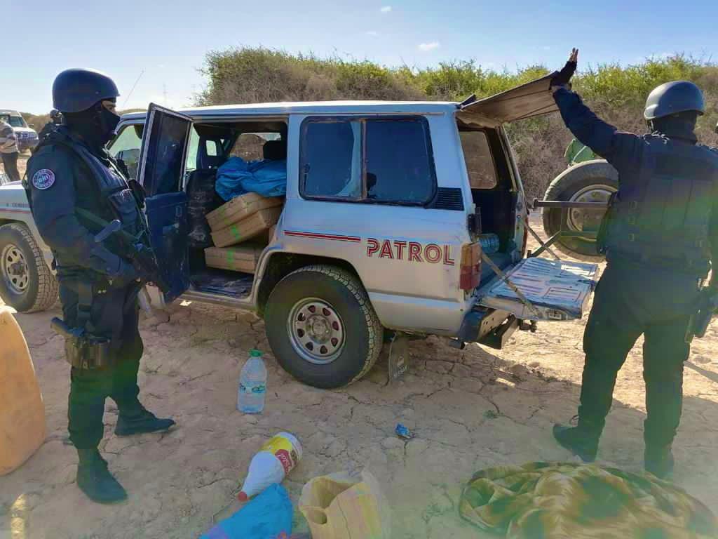 Moroccan Special Forces/Forces spéciales marocaines  :Videos et Photos : BCIJ, Gendarmerie Royale ,  - Page 19 Emkd2x10