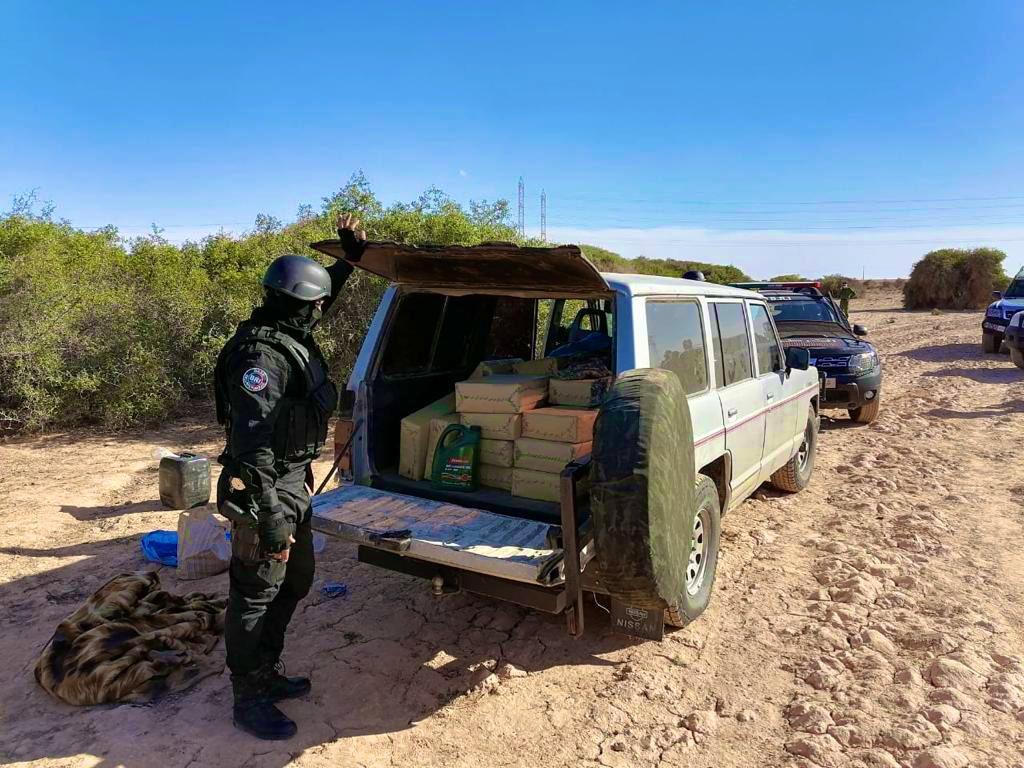 Moroccan Special Forces/Forces spéciales marocaines  :Videos et Photos : BCIJ, Gendarmerie Royale ,  - Page 19 Emkd2x11