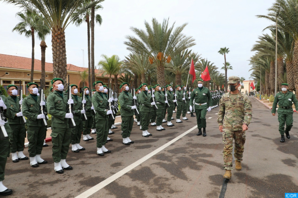 Exercice African Lion 2021 Emppa210