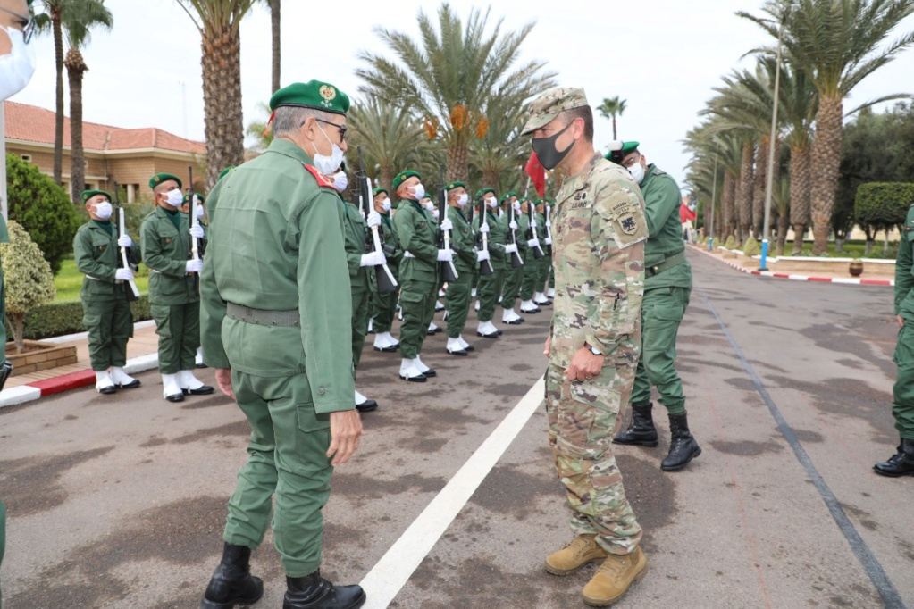Exercice African Lion 2021 Emtacr11