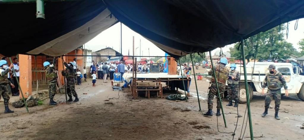 Maintien de la paix dans le monde - Les FAR en République Centrafricaine - RCA (MINUSCA) - Page 17 Emxubt10