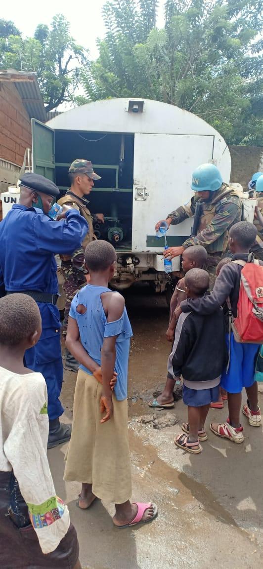Maintien de la paix dans le monde - Les FAR en République Centrafricaine - RCA (MINUSCA) - Page 17 Emxubu10