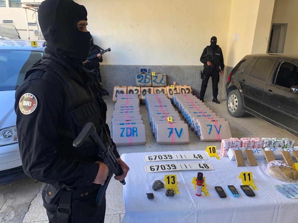 Moroccan Special Forces/Forces spéciales marocaines  :Videos et Photos : BCIJ, Gendarmerie Royale ,  - Page 19 Eoowpq10