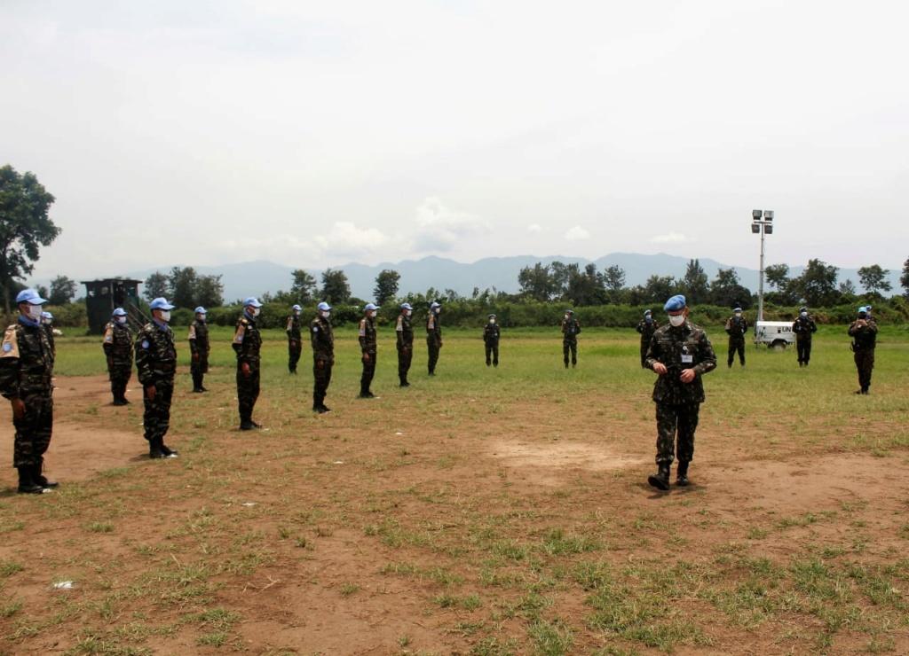 Maintien de la paix dans le monde - Les FAR en République Centrafricaine - RCA (MINUSCA) - Page 20 Exo0yy10