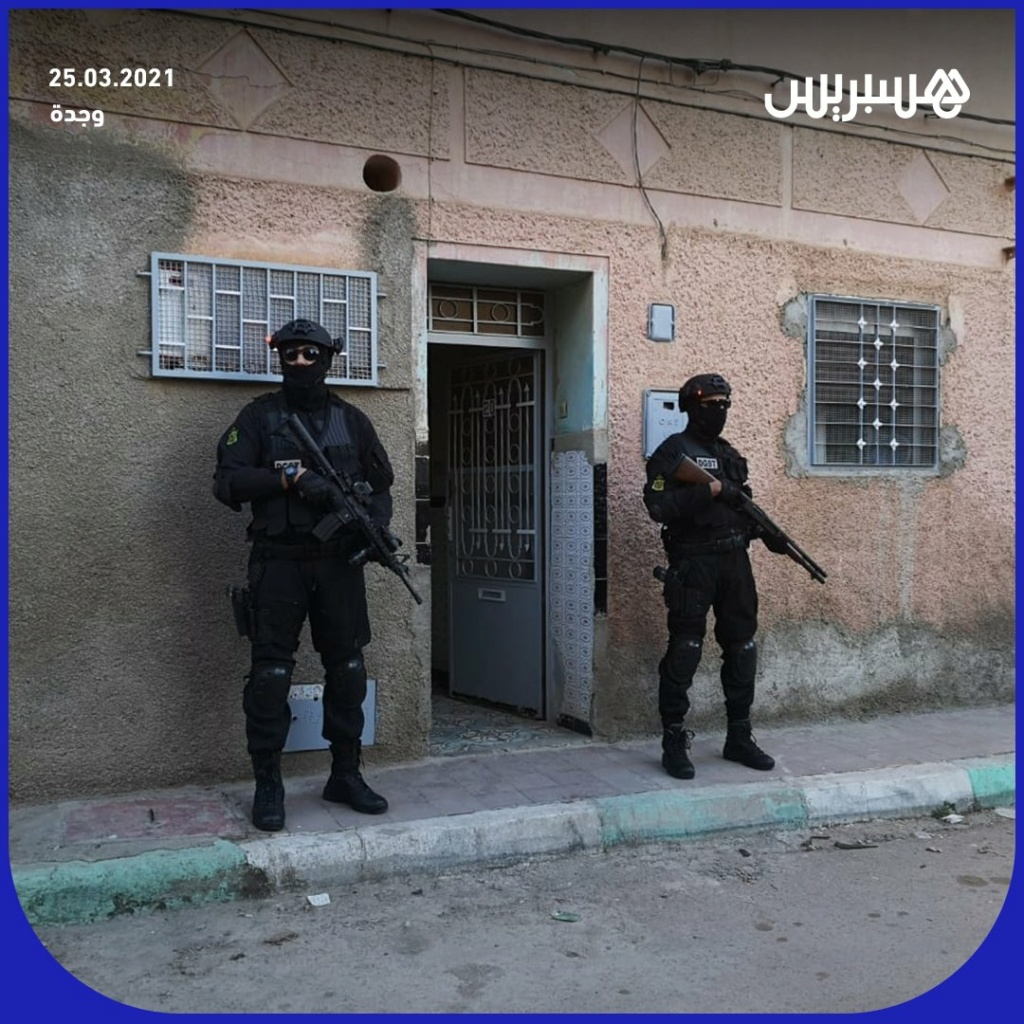 BCIJ (Bureau Central d'Investigations Judiciaires) .... FBI Marocain - Page 26 Extsjo10