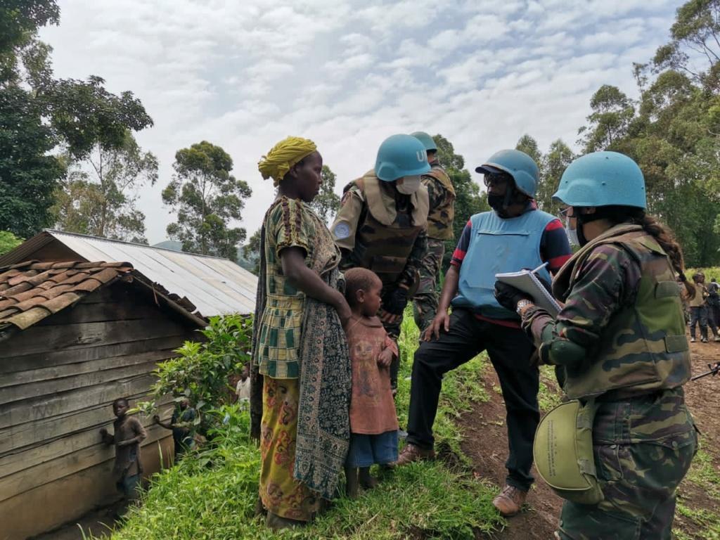 Maintien de la paix dans le monde - Les FAR en République Centrafricaine - RCA (MINUSCA) - Page 20 Eyrfyl12