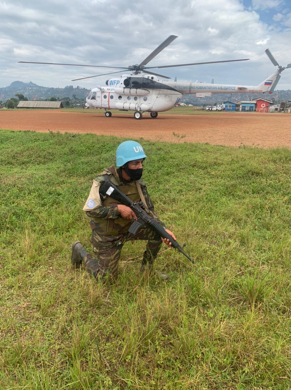 Maintien de la paix dans le monde - Les FAR en République Centrafricaine - RCA (MINUSCA) - Page 20 Eysx6110