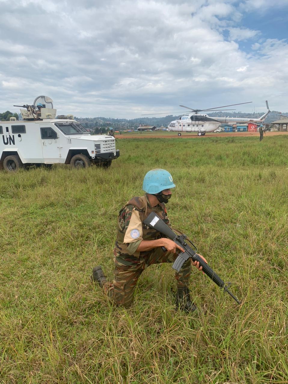 Maintien de la paix dans le monde - Les FAR en République Centrafricaine - RCA (MINUSCA) - Page 20 Eysx6510