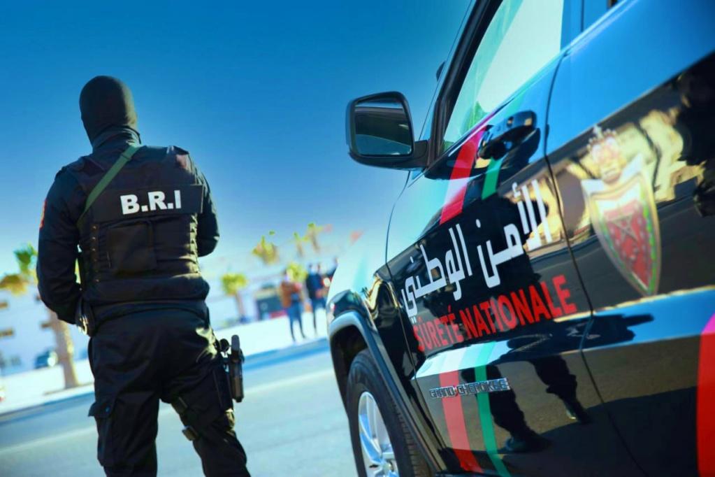 Moroccan Special Forces/Forces spéciales marocaines  :Videos et Photos : BCIJ, Gendarmerie Royale ,  - Page 20 Ez5vhi10