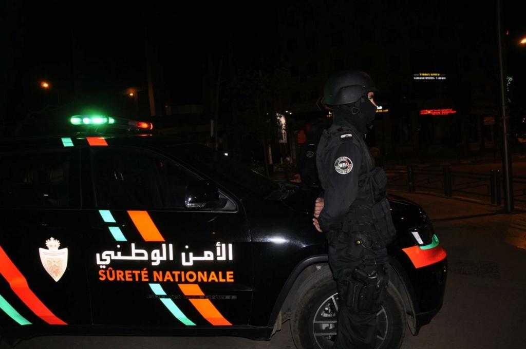 Moroccan Special Forces/Forces spéciales marocaines  :Videos et Photos : BCIJ, Gendarmerie Royale ,  - Page 20 Eznp3210