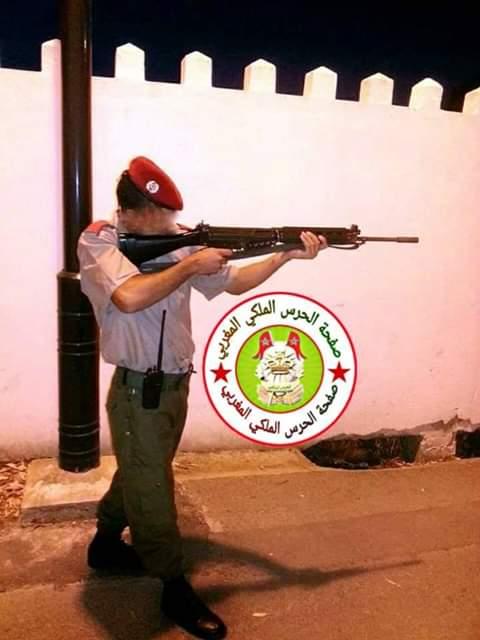 La Garde Royale Marocaine / Moroccan Royal Guard - Page 11 Fb_img31
