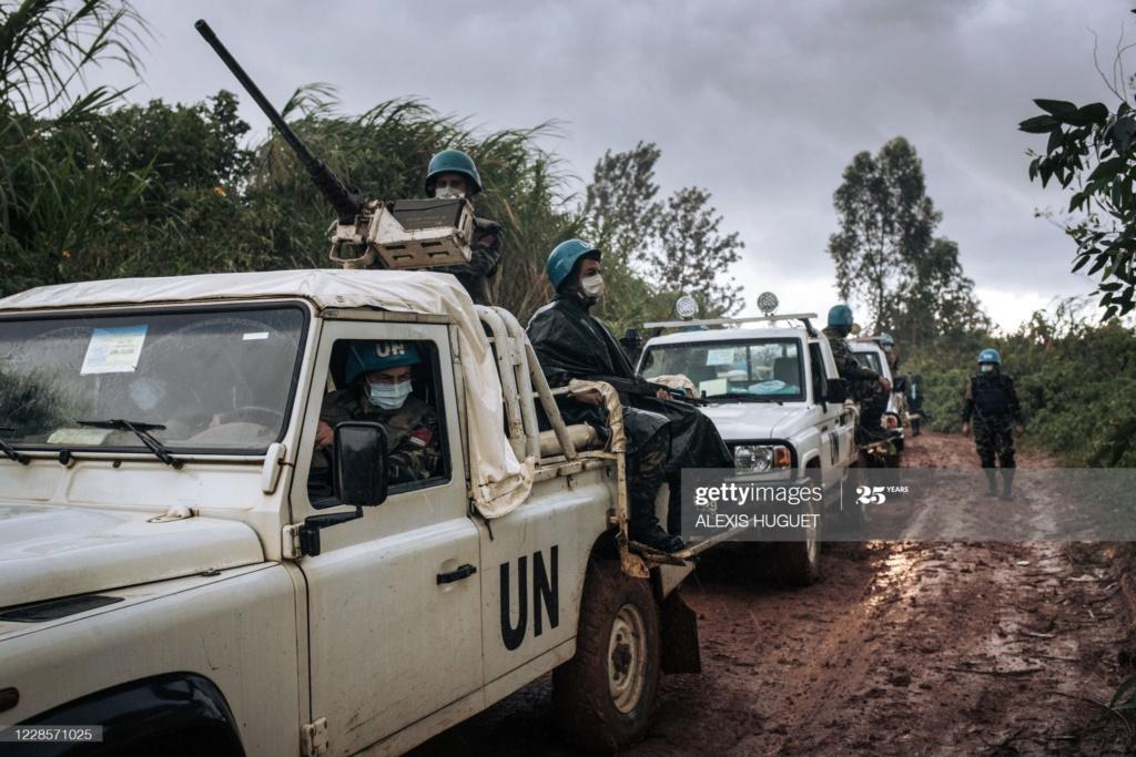 Maintien de la paix dans le monde - Les FAR en République Centrafricaine - RCA (MINUSCA) - Page 17 Gettyi31