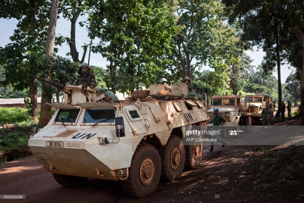 Maintien de la paix dans le monde - Les FAR en République Centrafricaine - RCA (MINUSCA) - Page 17 Gettyi34