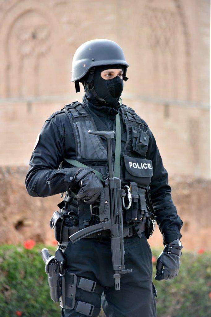 Moroccan Special Forces/Forces spéciales marocaines  :Videos et Photos : BCIJ, Gendarmerie Royale ,  - Page 16 Img_2017