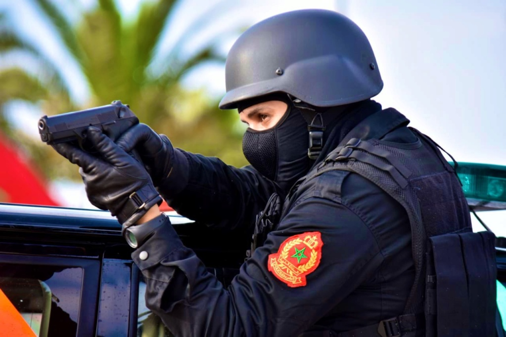 Moroccan Special Forces/Forces spéciales marocaines  :Videos et Photos : BCIJ, Gendarmerie Royale ,  - Page 16 Img_2024