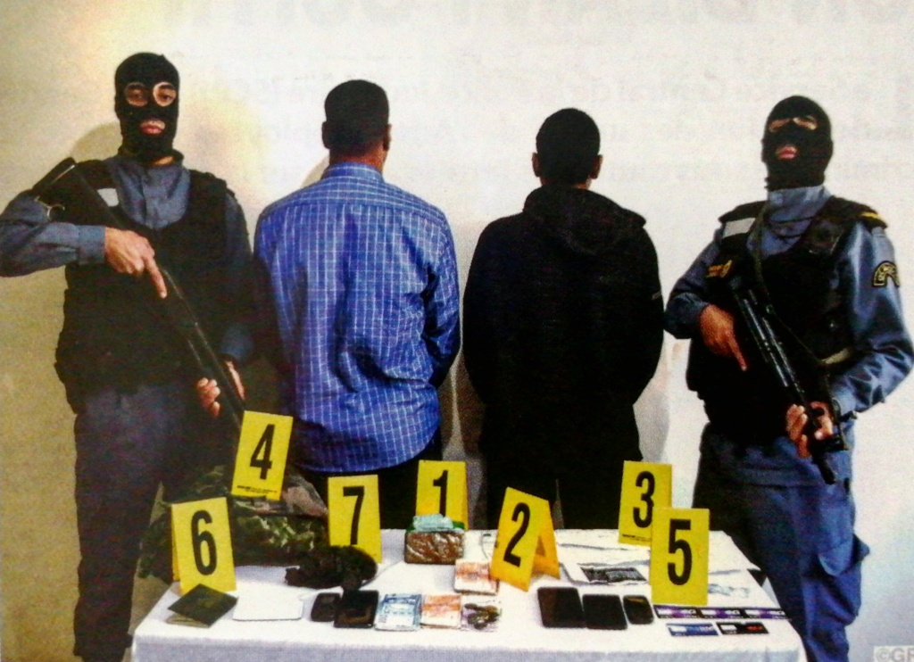 Moroccan Special Forces/Forces spéciales marocaines  :Videos et Photos : BCIJ, Gendarmerie Royale ,  - Page 17 Img_2058