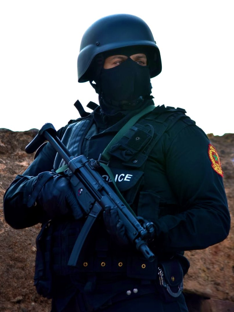Moroccan Special Forces/Forces spéciales marocaines  :Videos et Photos : BCIJ, Gendarmerie Royale ,  - Page 17 Img_2060