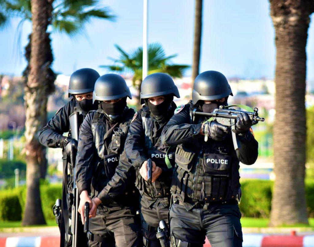 Moroccan Special Forces/Forces spéciales marocaines  :Videos et Photos : BCIJ, Gendarmerie Royale ,  - Page 19 Img_2094