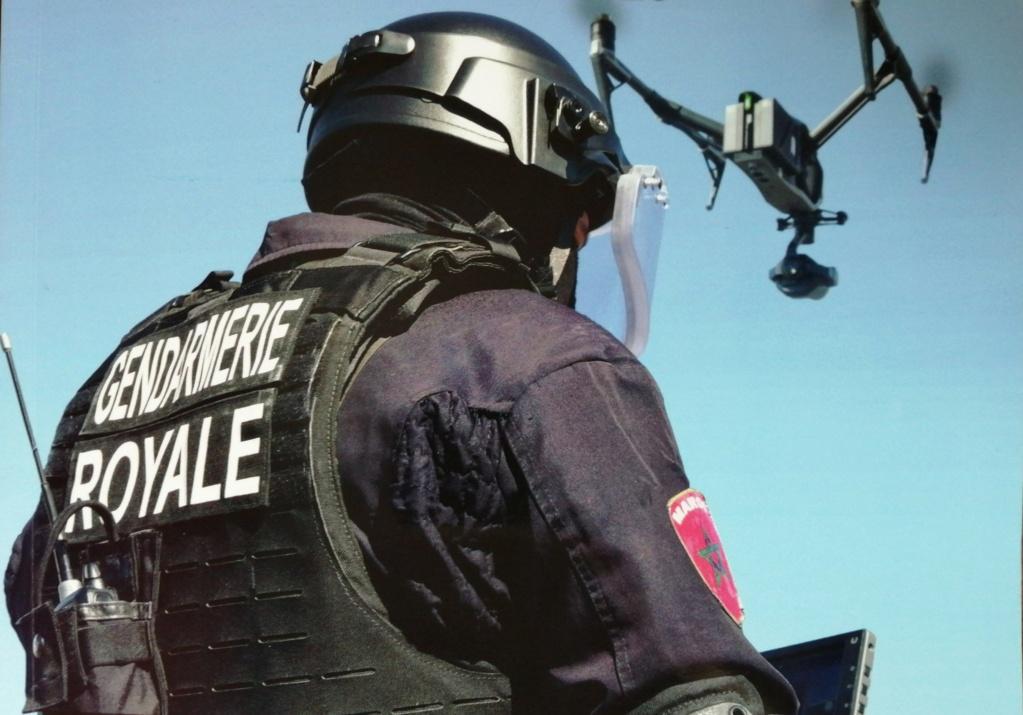 Groupement de Sécurité et d'Intervention de la Gendarmerie Royale ( GIGR - GSIGR ) - Page 6 Img_2105