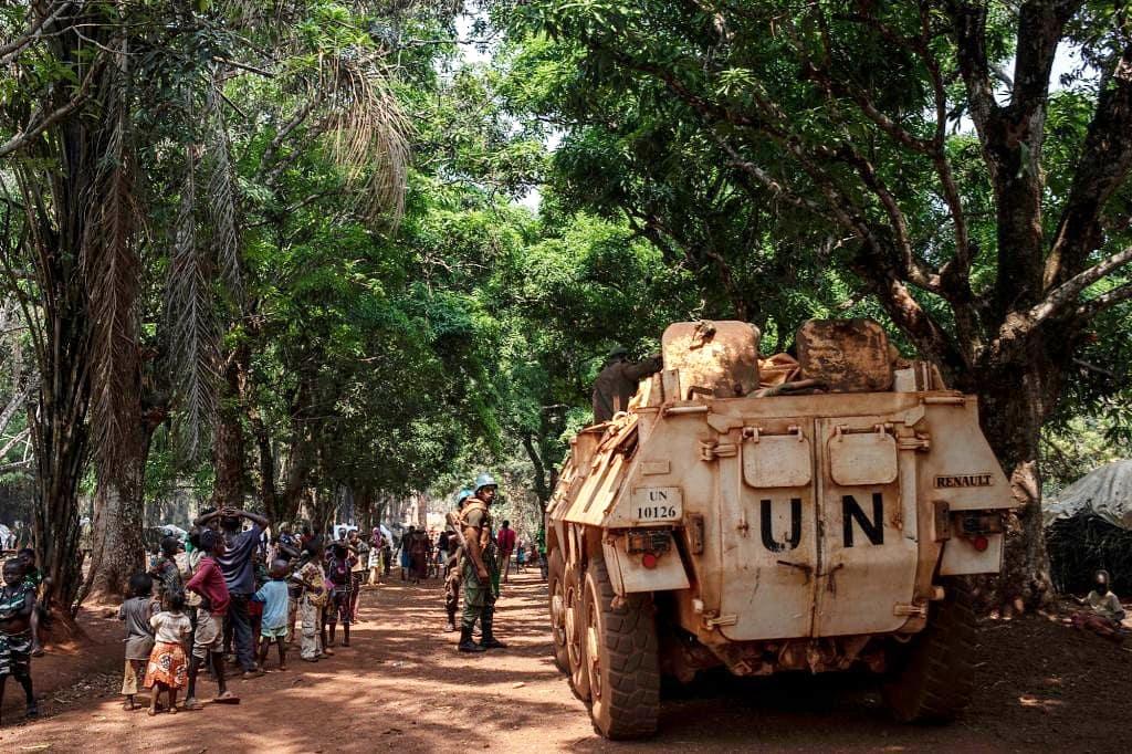 Maintien de la paix dans le monde - Les FAR en République Centrafricaine - RCA (MINUSCA) - Page 20 Img_2124