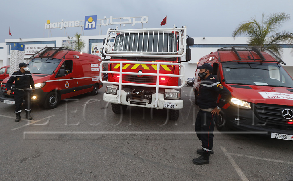 Photos - Protection civile - Page 37 Incend12