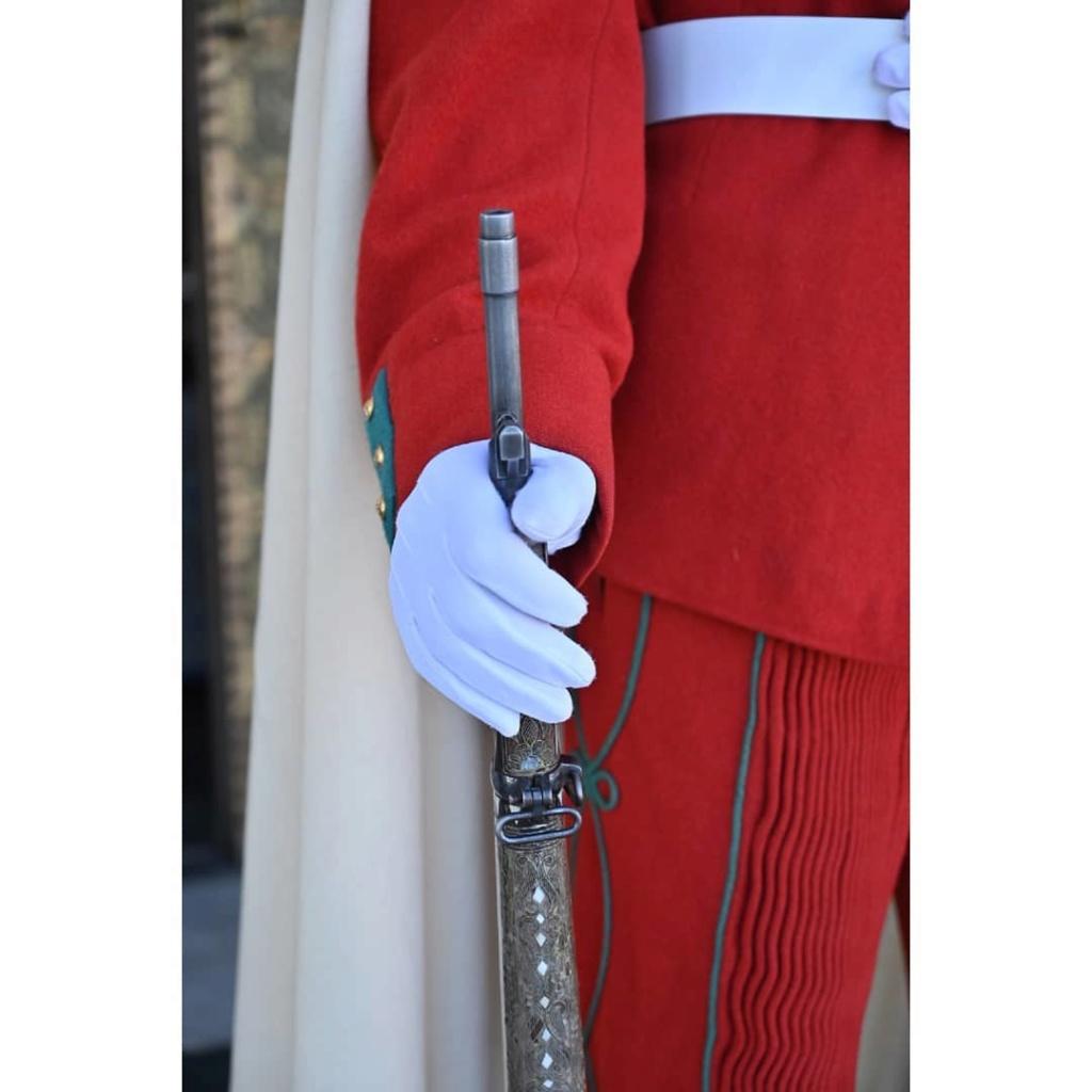 La Garde Royale Marocaine / Moroccan Royal Guard - Page 12 Instab11