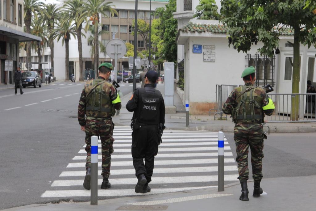Photos de nos soldats et des Bases Marocaines - Page 7 Mg_93510