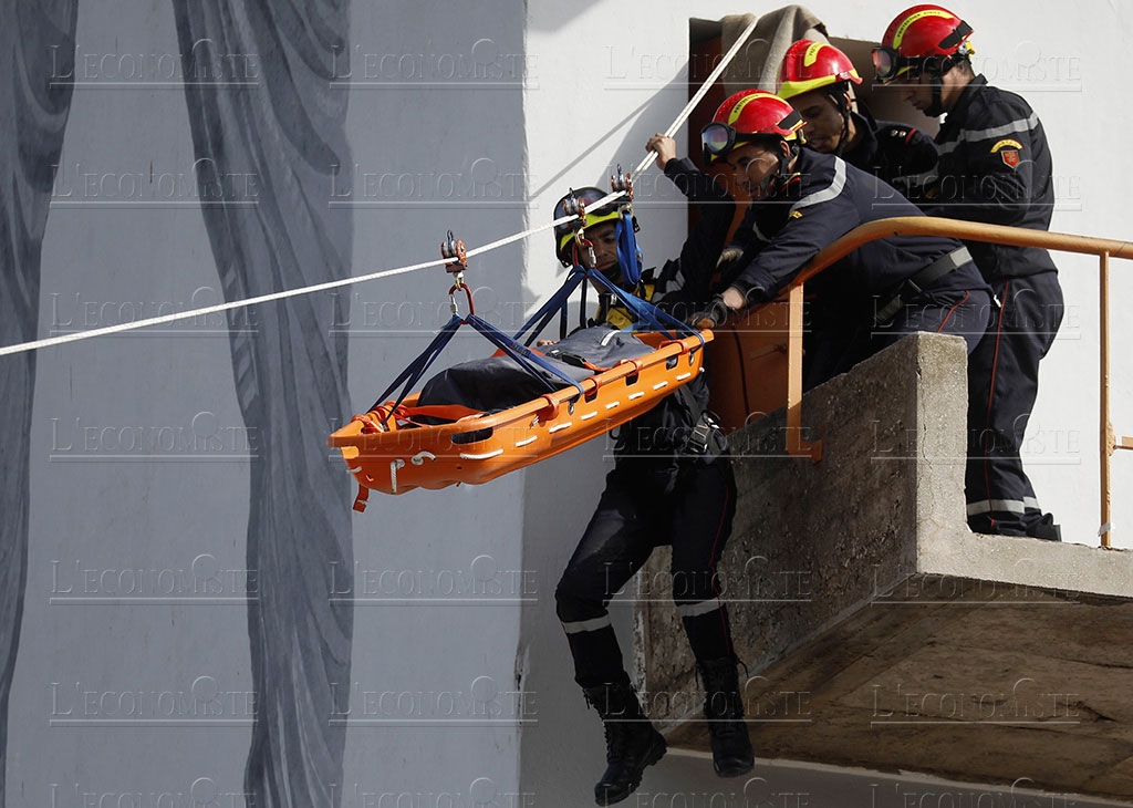 Photos - Protection civile - Page 35 Protec17