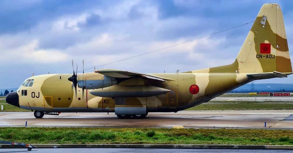 FRA: Photos d'avions de transport - Page 41 Rampqu10