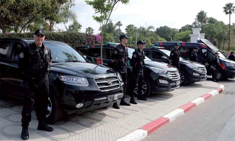 Moroccan Special Forces/Forces spéciales marocaines  :Videos et Photos : BCIJ, Gendarmerie Royale ,  - Page 15 Receiv30