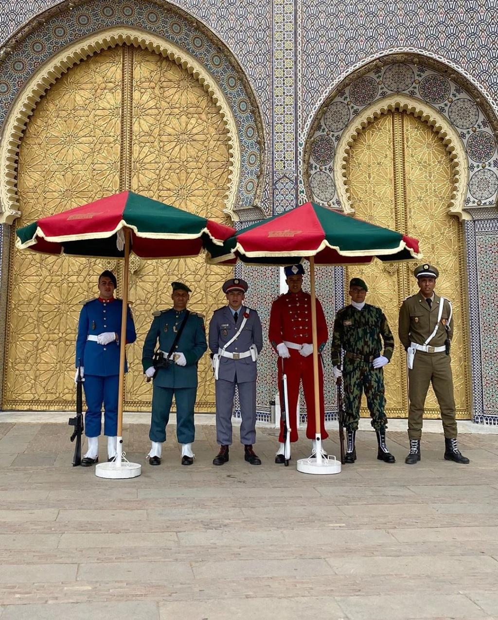 La Garde Royale Marocaine / Moroccan Royal Guard - Page 11 Risqri10