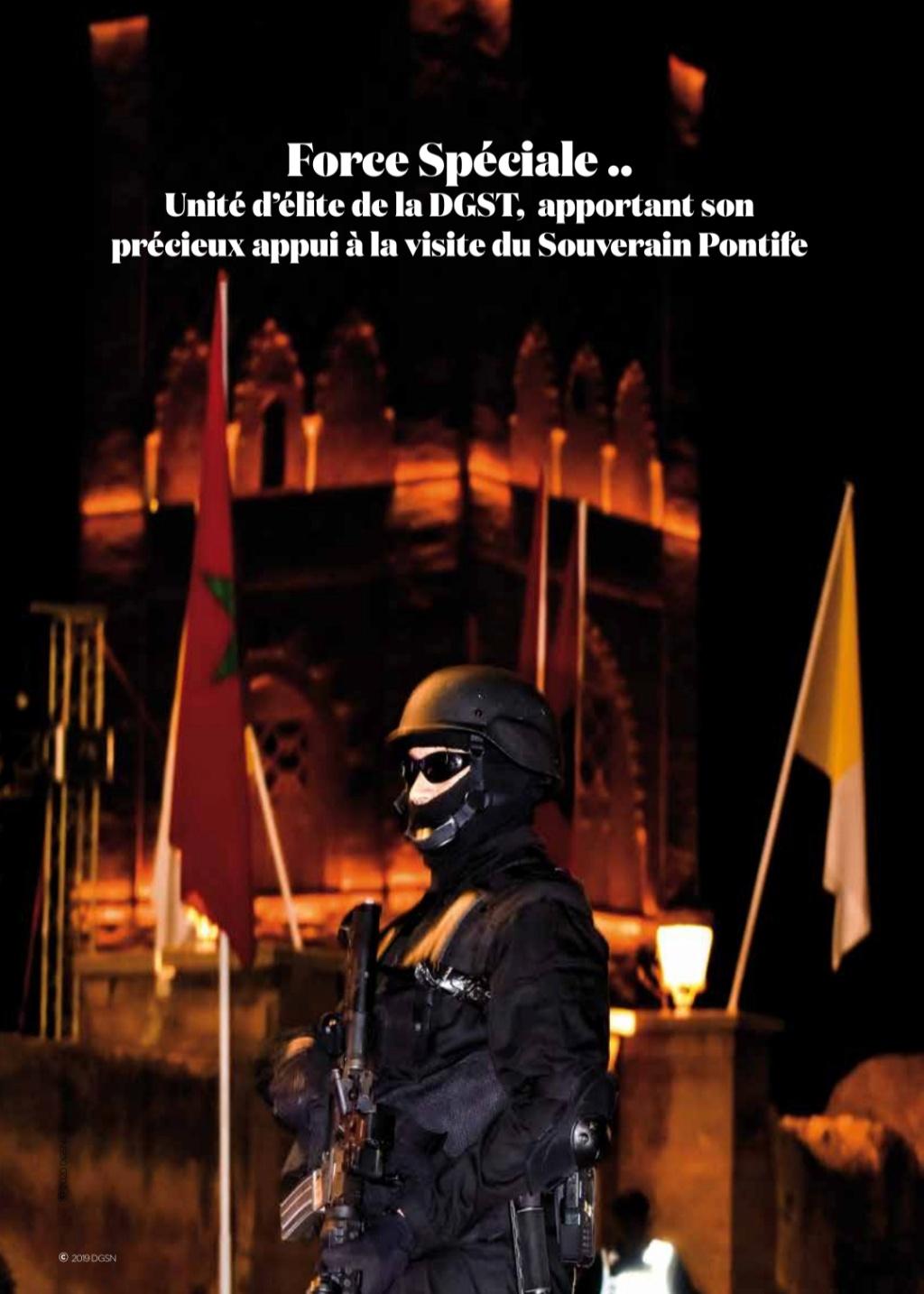 Moroccan Special Forces/Forces spéciales marocaines  :Videos et Photos : BCIJ, Gendarmerie Royale ,  - Page 20 Scree203