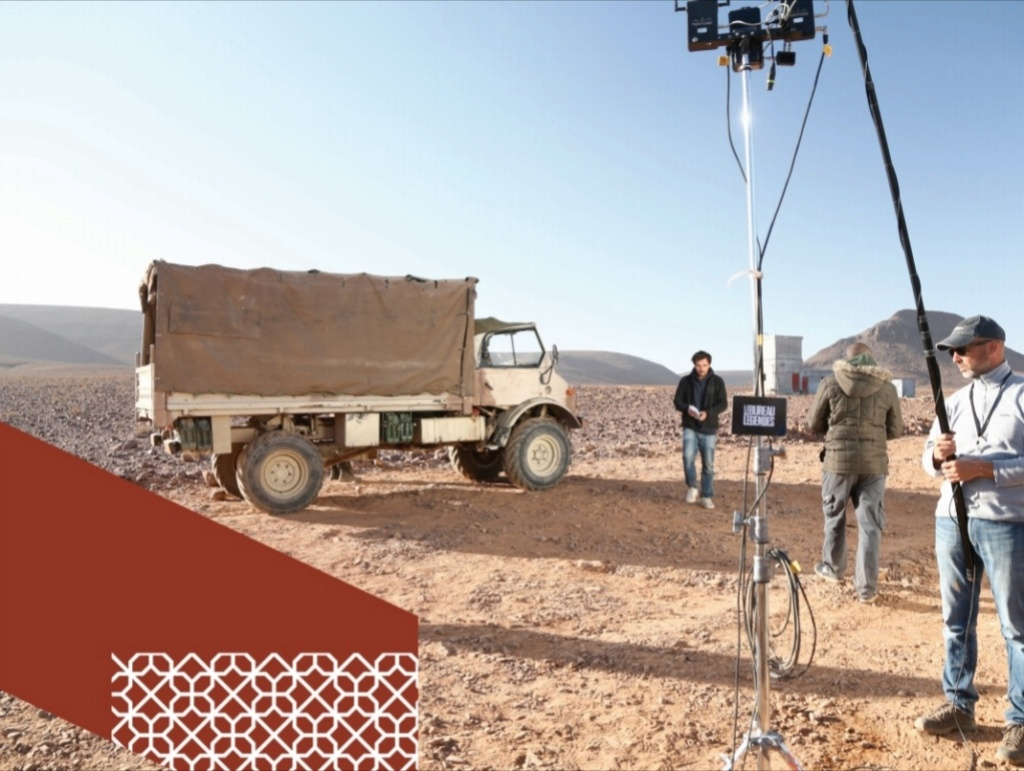 Les FAR et le Cinema / Moroccan Armed Forces in Movies - Page 11 Screen76