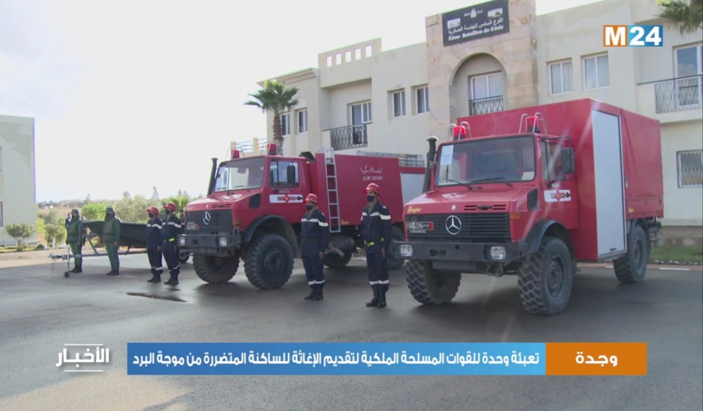 Genie Militaire dans les FAR / Moroccan Army Engineers - Page 2 Screen95