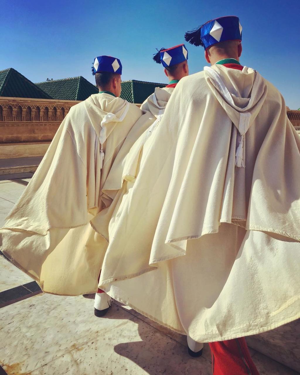 La Garde Royale Marocaine / Moroccan Royal Guard - Page 12 Sian3j11