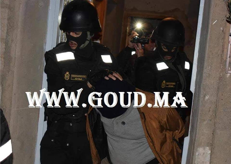 Groupement de Sécurité et d'Intervention de la Gendarmerie Royale ( GIGR - GSIGR ) - Page 6 Unname11