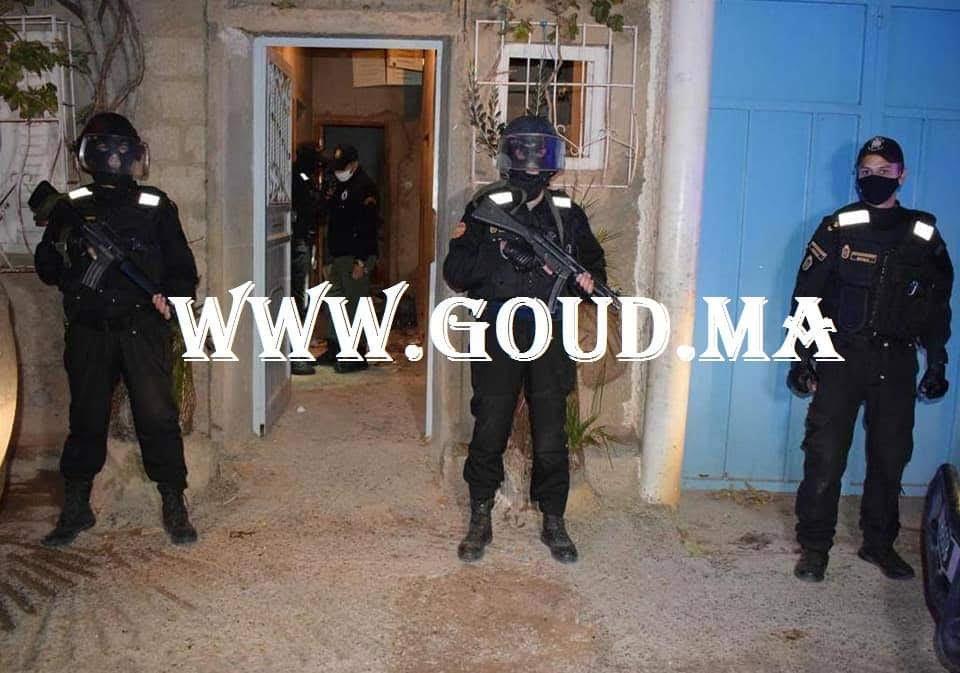 Groupement de Sécurité et d'Intervention de la Gendarmerie Royale ( GIGR - GSIGR ) - Page 6 Unname12