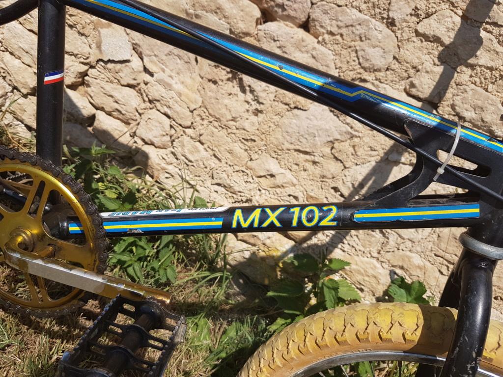 BMX Motobecane MX 102 des années 80 20180715