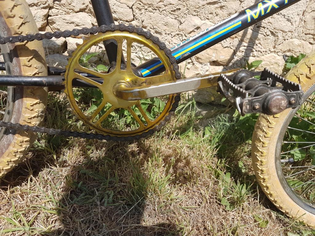 BMX Motobecane MX 102 des années 80 20180717