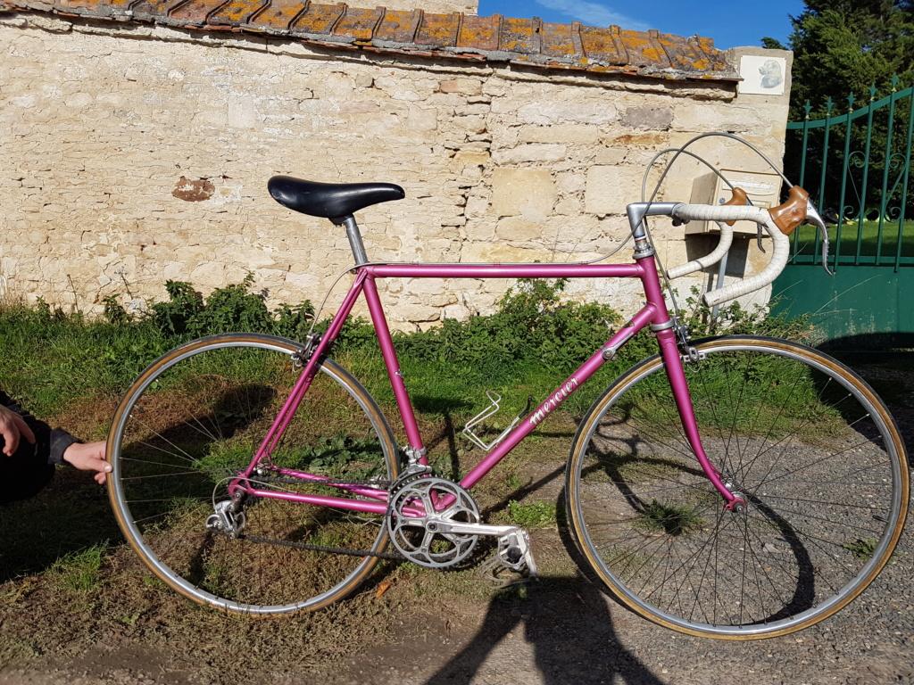 Mercier rose tout shimano 600 1978/80 20191047