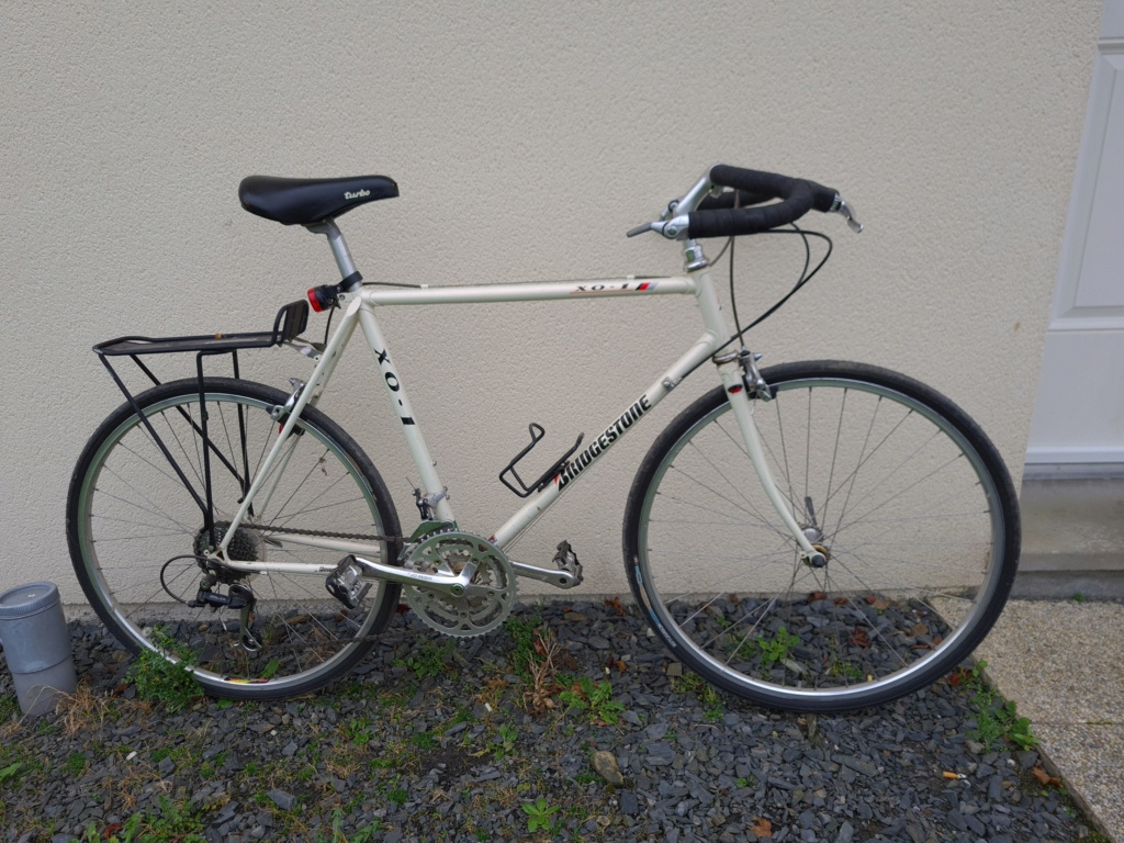 Bridgestone XO-1 1992 20201238