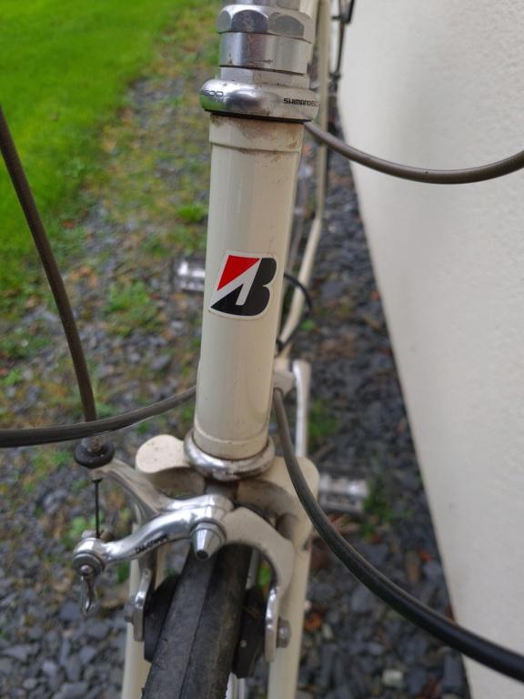 Bridgestone XO-1 1992 20201243
