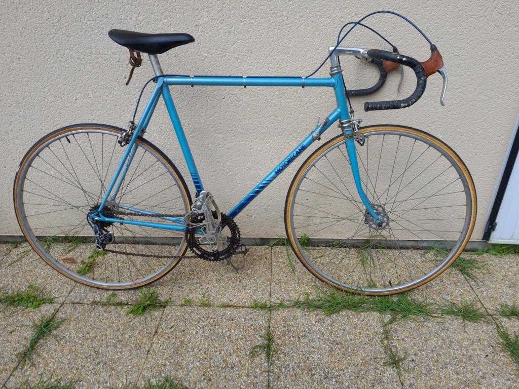 Motobecane C4 1977 bleu . 20210515