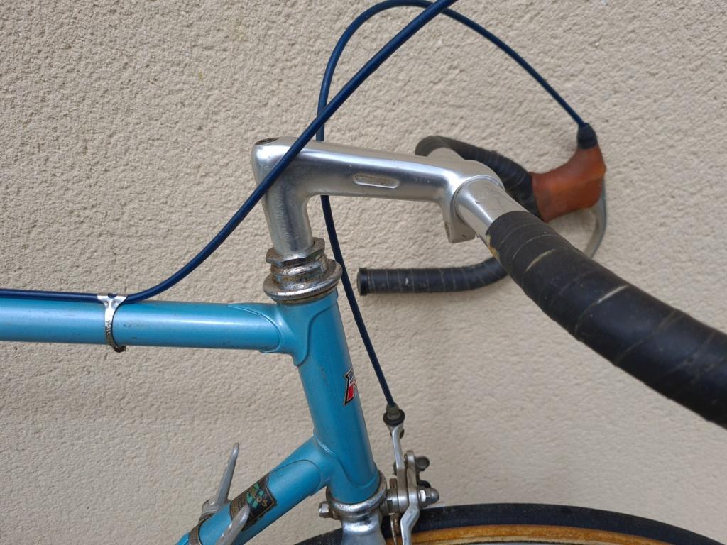 Motobecane C4 1977 bleu . 20210517