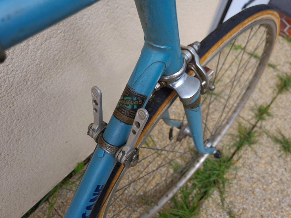 Motobecane C4 1977 bleu . 20210519